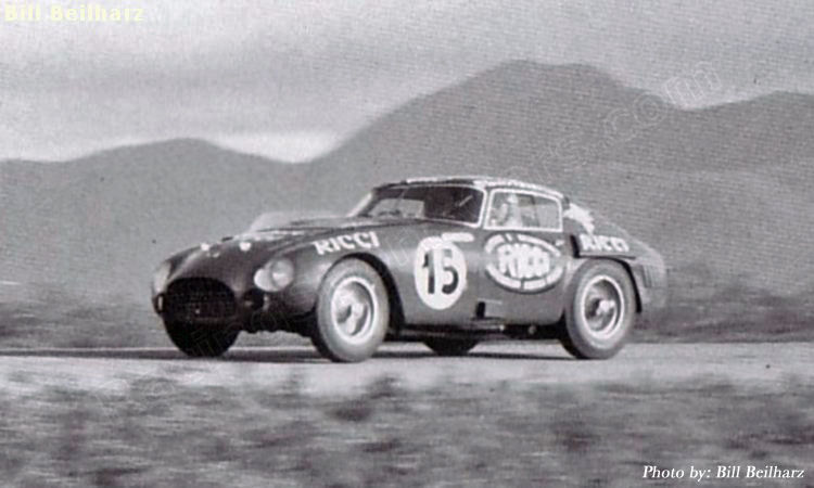 Bosica : Kit Ferrari 340 /375 MM 0318 Panam. 1953 open/close